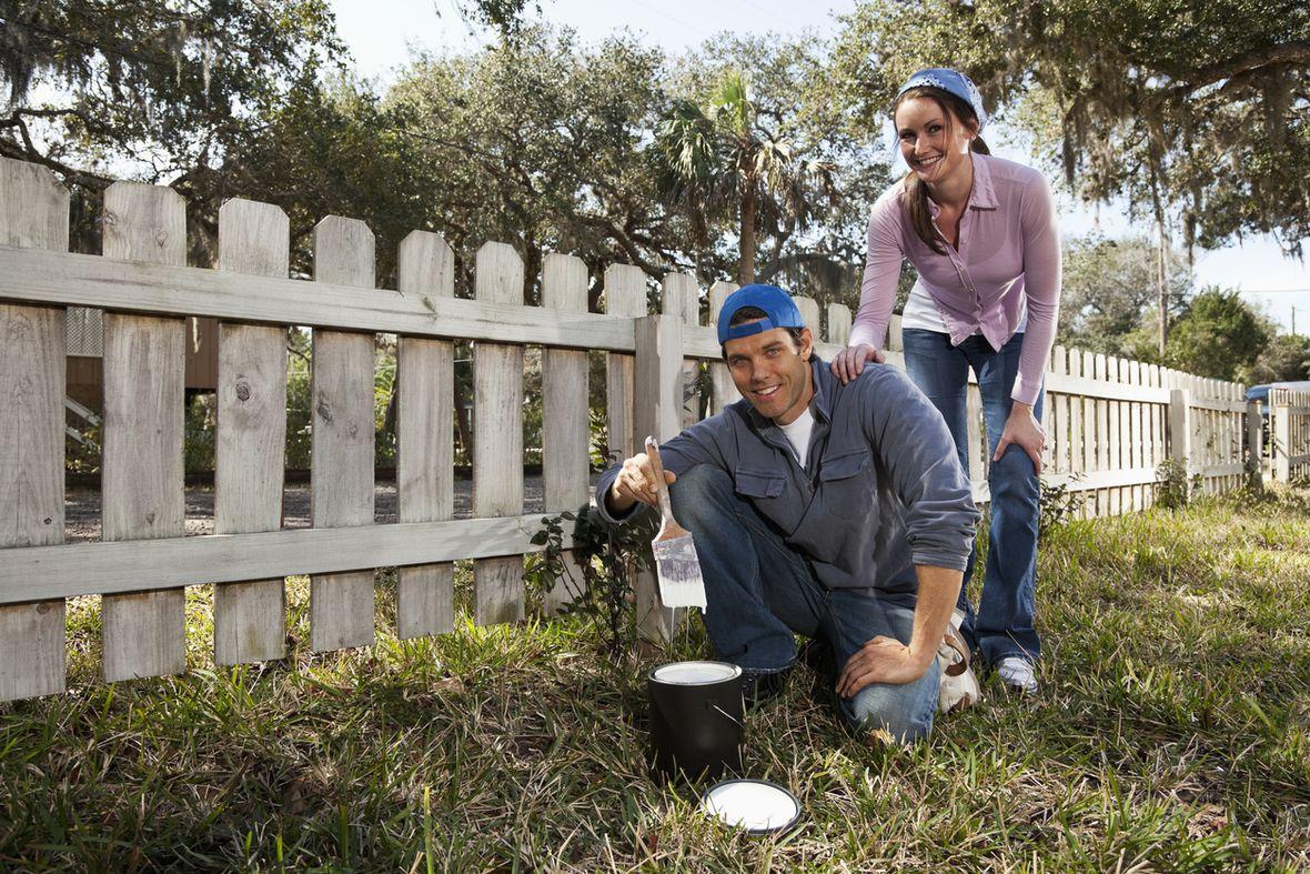 Наращивание ограды: увеличение длины забора